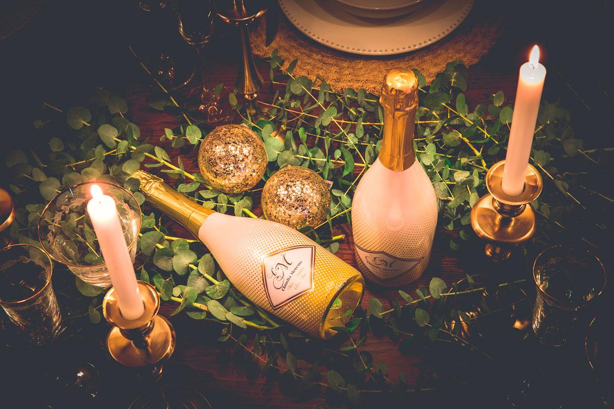 8 ideas para decorar tu mesa de navidad estas fiestas