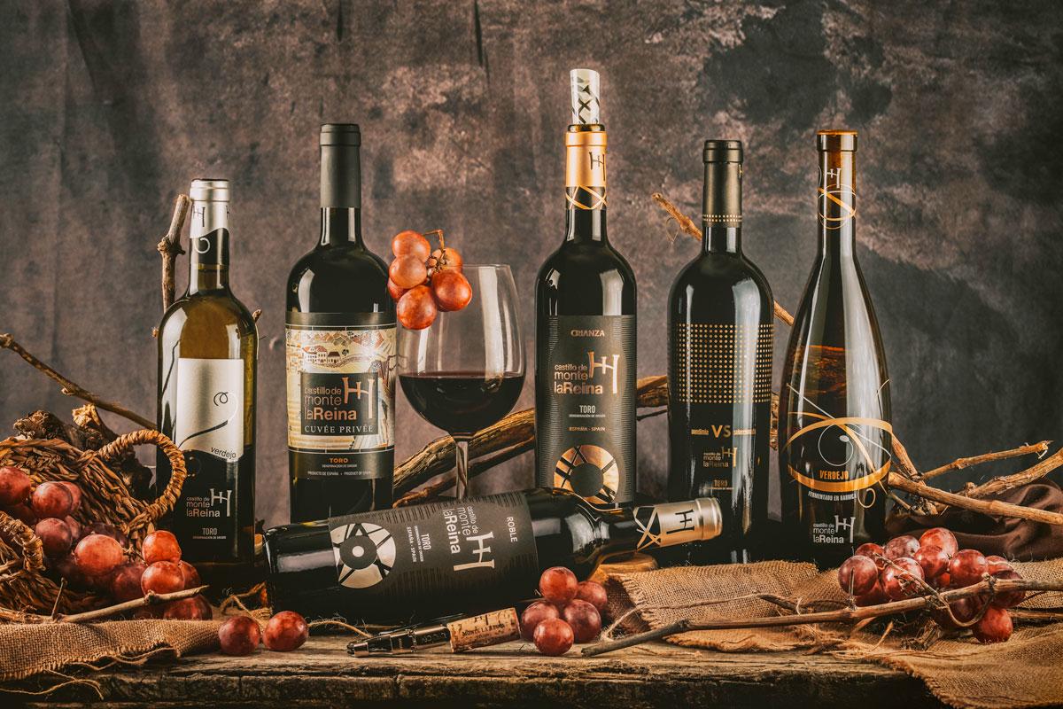 Elige el mejor vino para disfrutar cada momento
