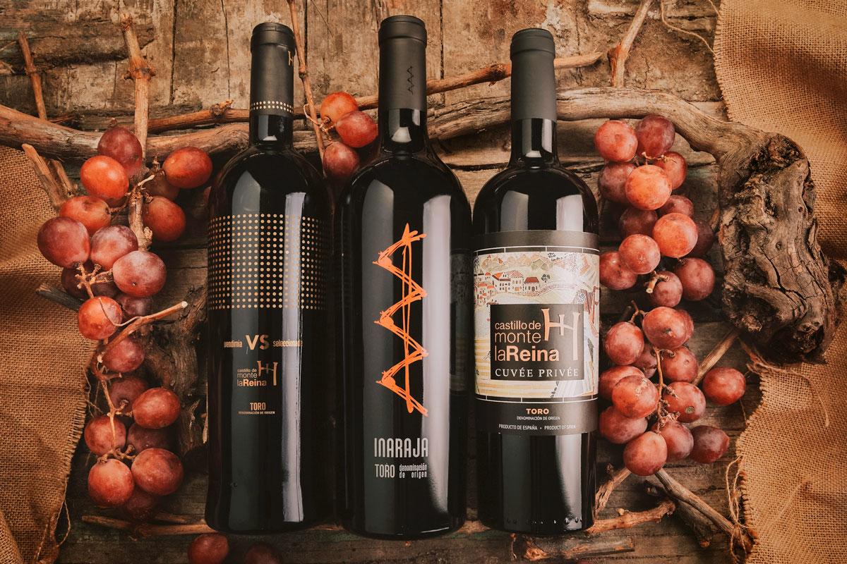 Grandes reconocimientos para los vinos de Bodegas Monte la Reina